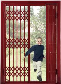 ggiokas Πτυσσόμενες πόρτες